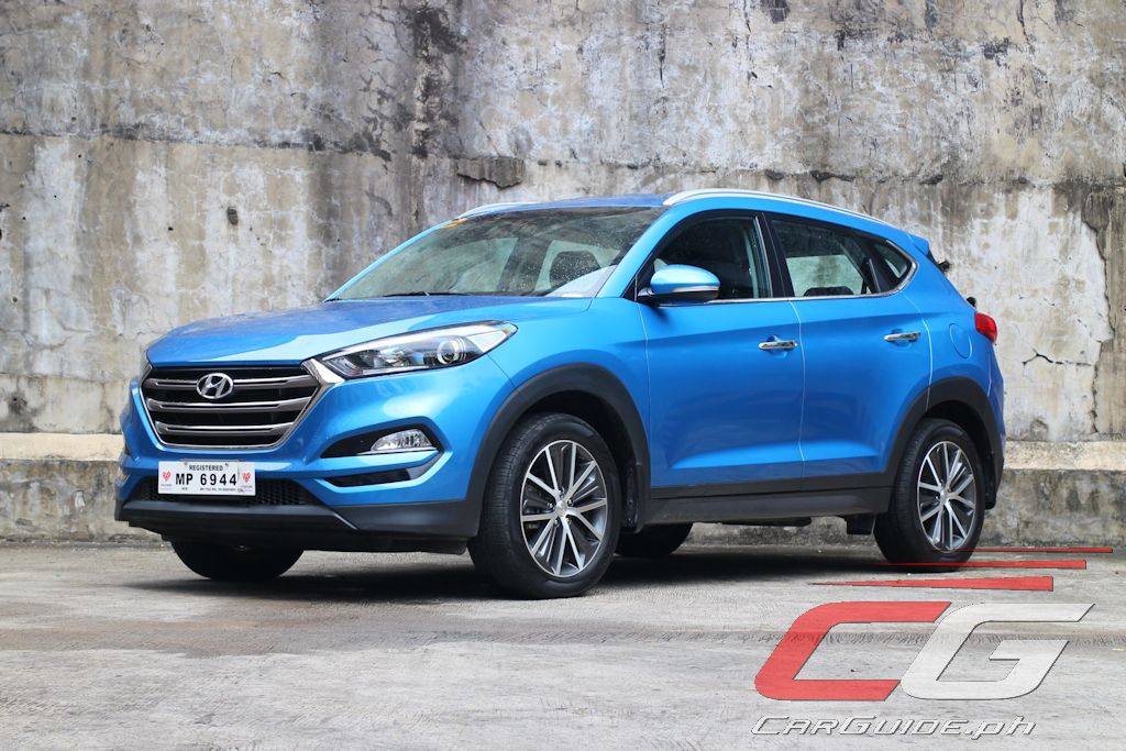 Review: 2017 Hyundai Tucson 2 0 GLS CRDI 2WD | Philippine