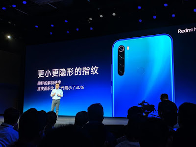 Xiaomi Redmi Note 8 and Redmi Note 8 Pro Launched in China; Price, Specs and Availability.
