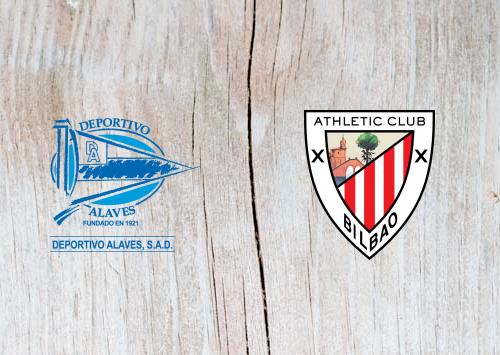 Alaves vs Athletic Bilbao  - Highlights 17 December 2018