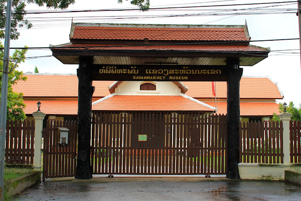 Museo de Savannakhet