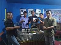 "Terasa Mantab ""Kopi Bukit Tempurung"" di Stand Kesbangpol, Sarolangun Expo 2019"