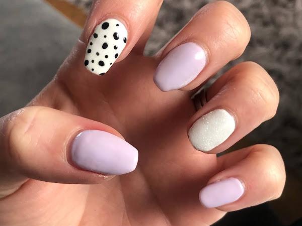Gel Nails   At Home Designs