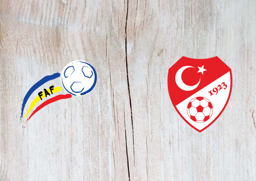Andorra vs Turkey -Highlights 17 November 2019