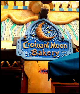 Croissant Moon Bakery at Island's of Adventure