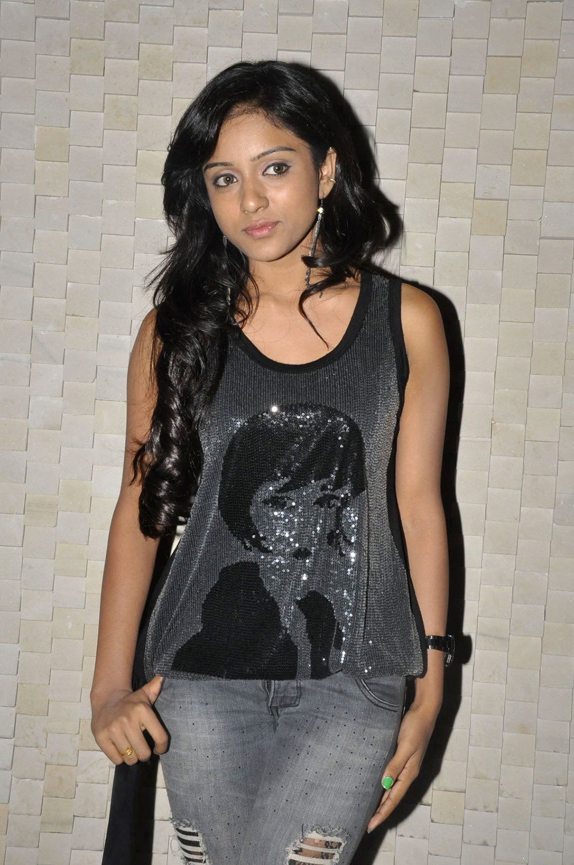 bonny gorgeous lady Vithika photos at actor surya tej birthday party at n asian