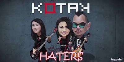 Lagu Haters - Kotak