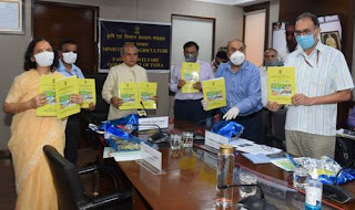 the Union Agriculture & Farmers' Welfare Minister released a booklet on new operational guidelines for formation and promotion of 10,000 Farmer Producer Organizations (FPOs).