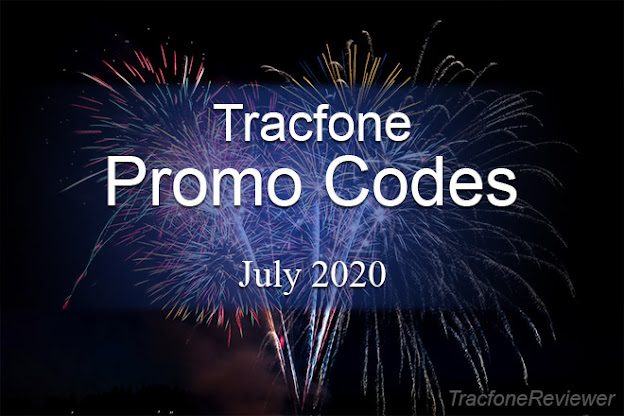 Tracfone codes july 2020