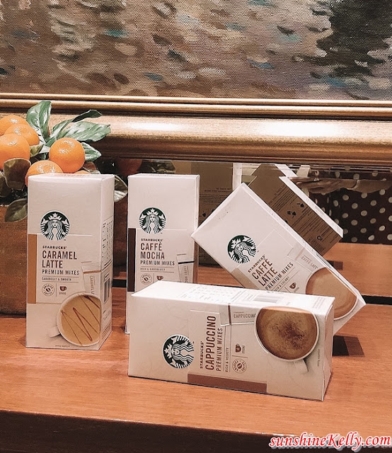 Starbucks at Home, New Premium Instant Coffees, Starbucks, diy, instant coffee, food