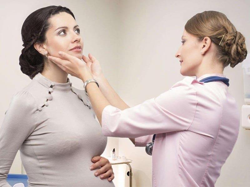 Tireoide na gravidez sintomas causas, tratamento