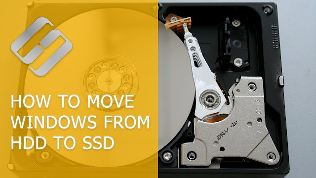 How to Transfer Windows 10 to New Hard Drive without Formatting (HDD/SSD Disk)