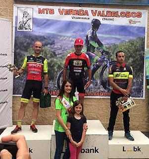 Ciclismo Aranjuez Vereda Valdelobos