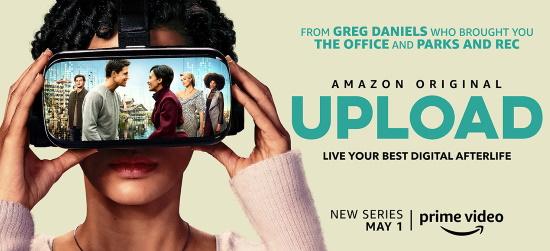 Upload, de Amazon Video. Crítica de la Temporada 1