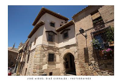 Arquillo del Judío en Toledo