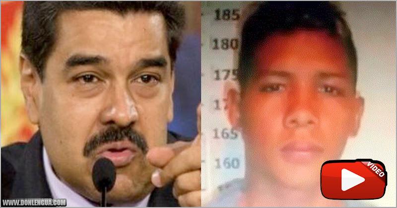 QUÉ ESCONDE ? | Maduro ordena la captura del Wilexis y no lo dejen declarar nada a los medios