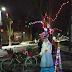 В Гребінці в центрі міста облаштували новорічну фотозону
