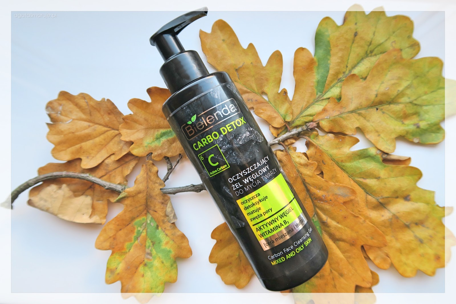 Bielenda, Carbo Detox, Oczyszczający żel węglowy do mycia twarzy | recenzja