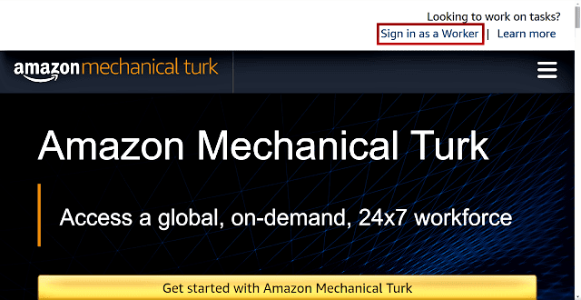 Make Money on Amazon MTurk