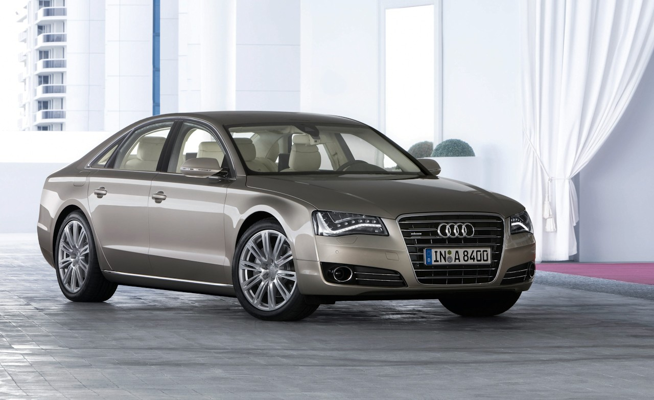 Audi A8 Best Luxury Cars: Sports Car Collection: 2011 Audi A8 Luxury Sedan