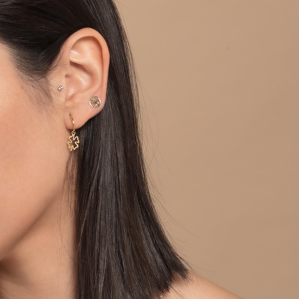 cómo combinar piercings