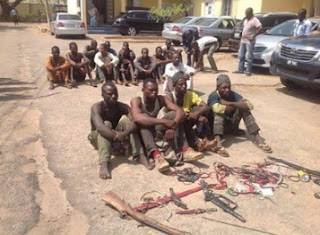 kidnappers death sentence nigeria