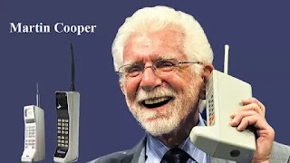 मोबाइल का अविष्कार किसने किया-02