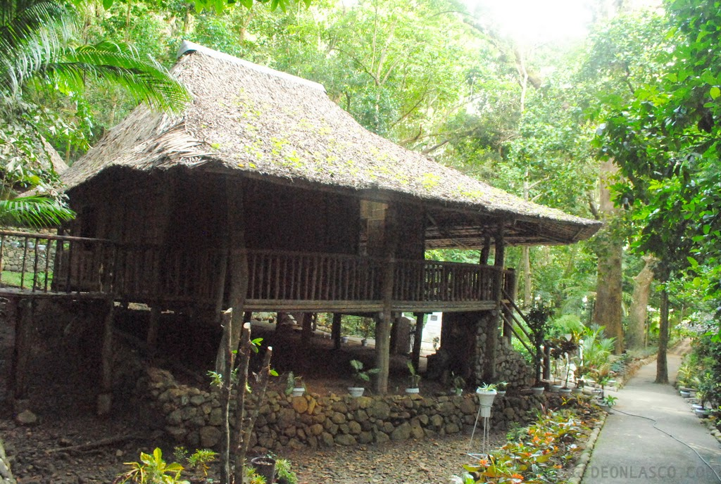Rizal's house in Dapitan