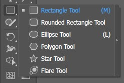 Cara Menggunakan Shape Tool Illustrator