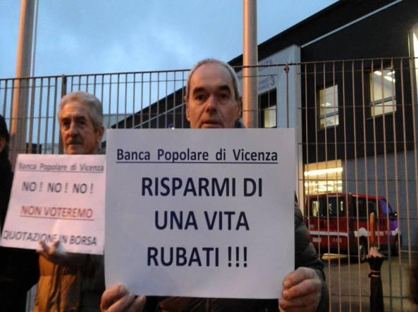 crac Banca Popolare di Vicenza e di Veneto Banca
