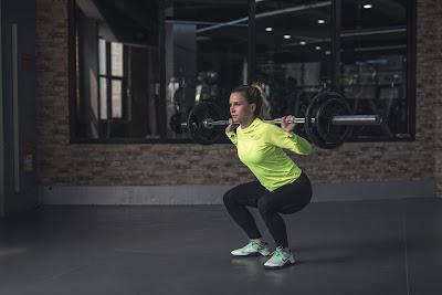 Bodybuilding Squat Workout
