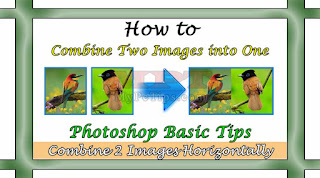 Learn How to Merge and Combine 2 Images into One via Photoshop.