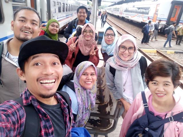 bloggercroy to Cirebon