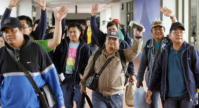P10K assistance per OFWs is signed - GazeFeed