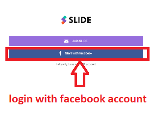 facebook login -techgot