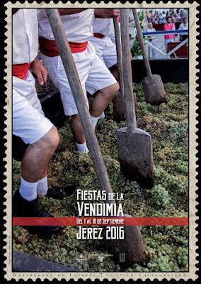 FIESTA DE LA VENDIMIA 2015 - JEREZ DE LA FRONTERA
