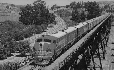 Picture of On the Atchison, Topeka and the Santa Fe