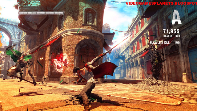 download  DmC: Devil May Cry