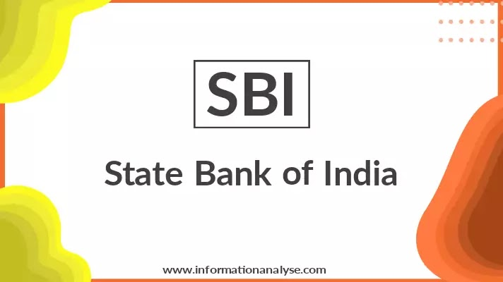 SBI : state bank of india