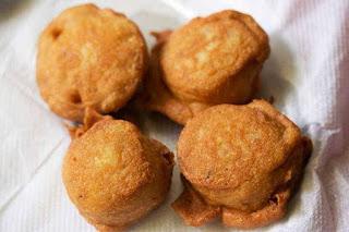 recipe special- batata vada