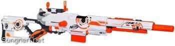 Súng Nerf Longstrike CS-6 Whiteout