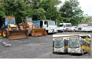 Prefeitura de Cajati leiloa veículos leves e pesados