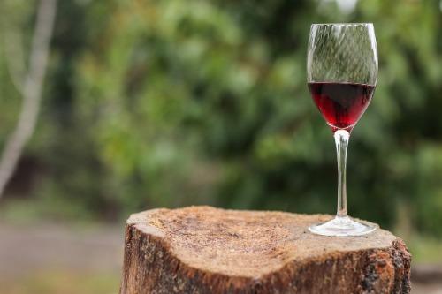 Goed wijnglas