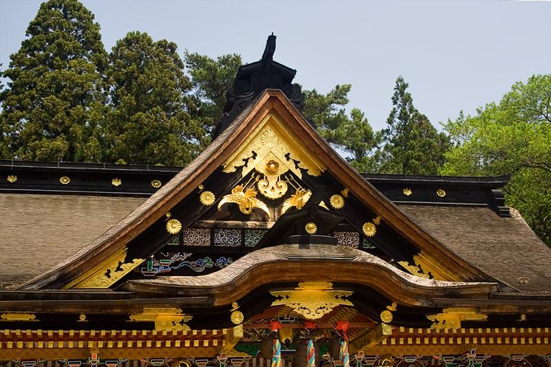Святилище Осаки Хатиман