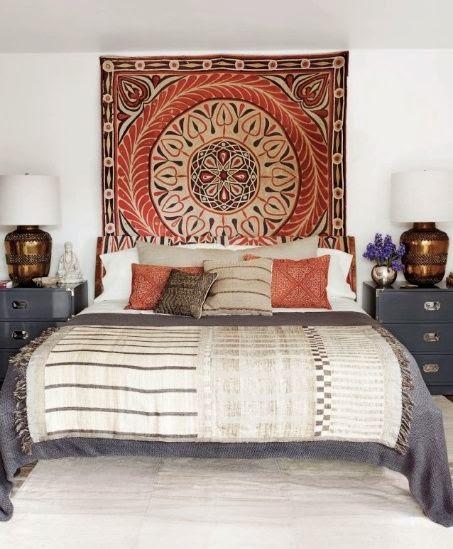 Dormitorios Etnicos Claves Cama Verano Perfecta Dormitorio Etnico