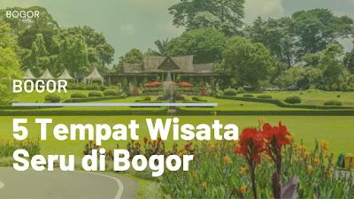7 Tempat Wisata Seru di Bogor, Bisa Dikunjungi Saat Libur Lebaran 2021