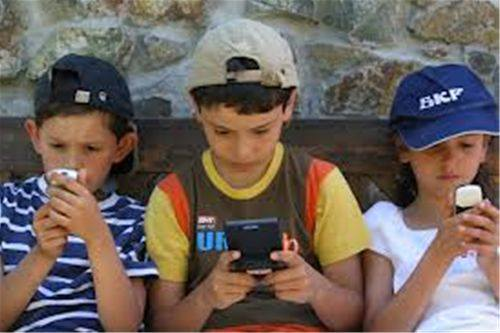 Cách giúp trẻ bớt nghiện thiết bị điện tử 5