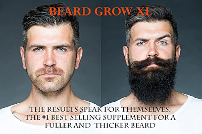 Best Supplements to Grow Beard Fast