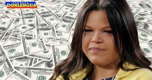 Hija multimillonaria de Chavez denuncia corrupción en CANTV