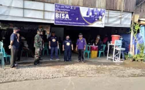 """Babinsa Sertu Sutris Hadiri Undangan Gerakan """"BISA"""""""