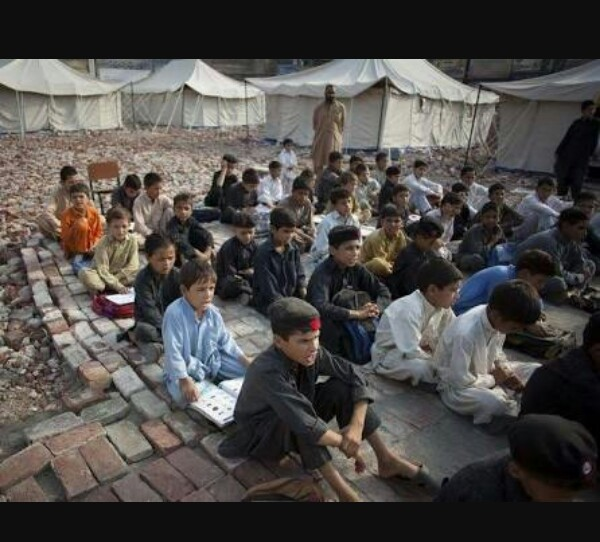 LACK OF EDUCATION IN PAKISTAN